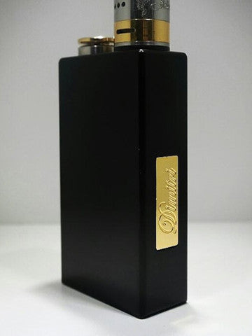 Authentic Dimitri Box Mod Midnight Edition