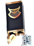 Authentic Nookie Box Mod v2 in Black by VapeBreed