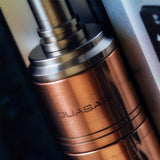 Authentic Quasar RDA by Cosmic Innovations