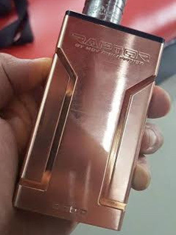 Authentic Raptor Box Mod Copper Edition by MCV Philippines