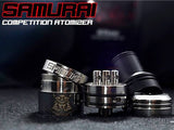 Authentic Samurai Competition RDA by The Cloud Factory COPPER AFC