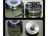 Authentic Zenith v2.5 RDA By Crescent Moon Innovations