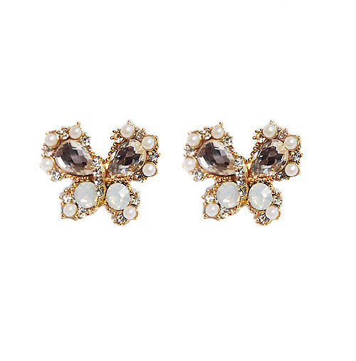 Papillon Bijou Earrings
