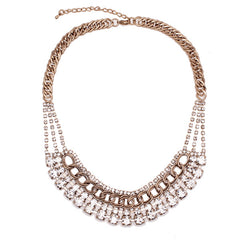 [ND] Fifth Avenue Crystal Necklace