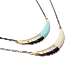 [SALE] Native Moon Necklaces