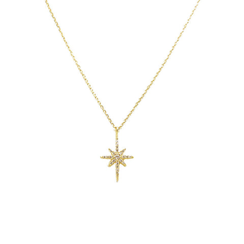 Holy Star Necklace < Long > new
