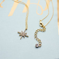 Holy Star Necklace < Medium > new