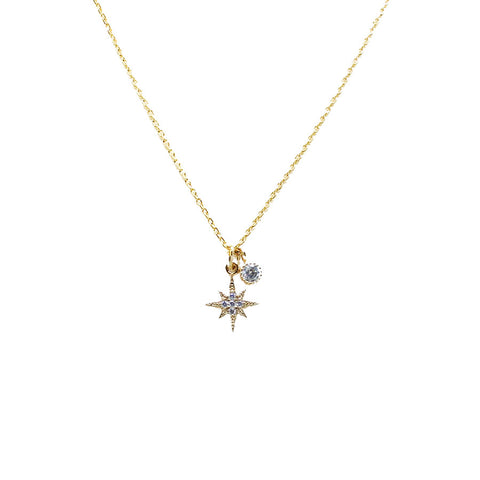 Holy Star Necklace < Small > new