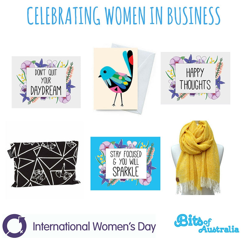 Celebrating Aussie women in small business!