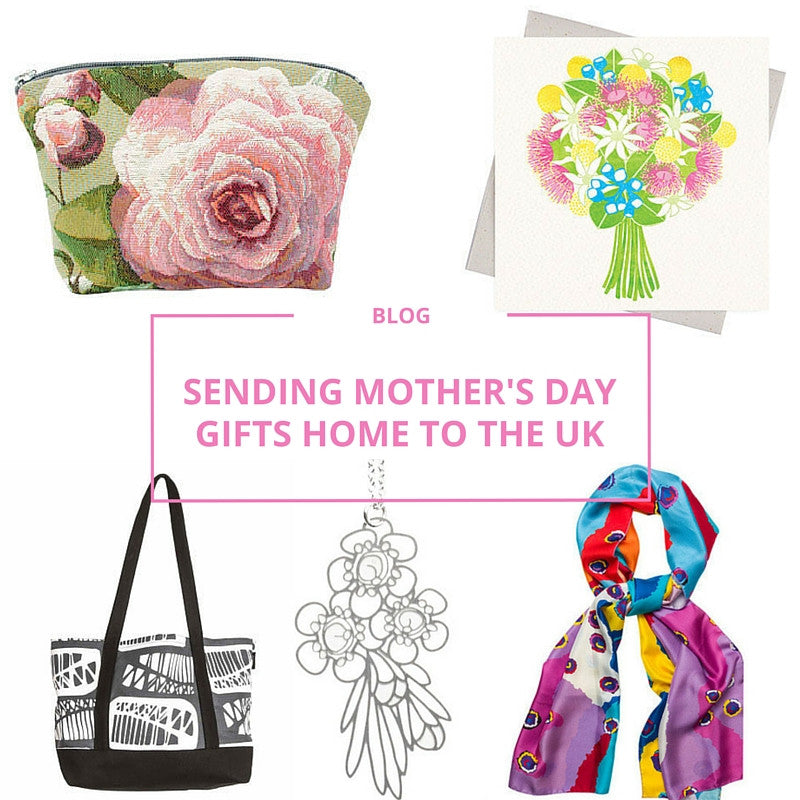 Sending Mother's Day gifts to the UK