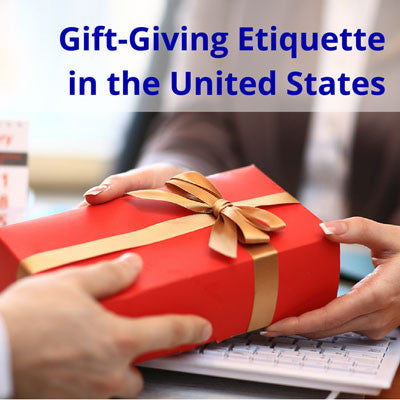American Gift Giving Etiquette