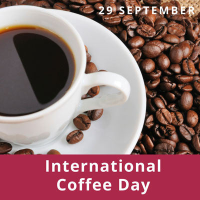 Raise Your Coffee Cup for International Coffee Day