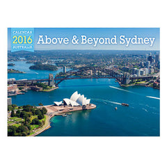 Above and beyond Sydney calendar
