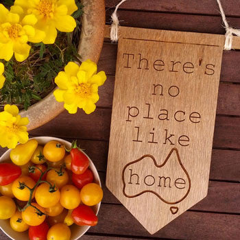 there's no place like home pennant