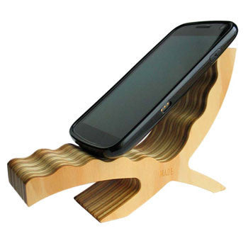 Sun lounge mobile phone stand