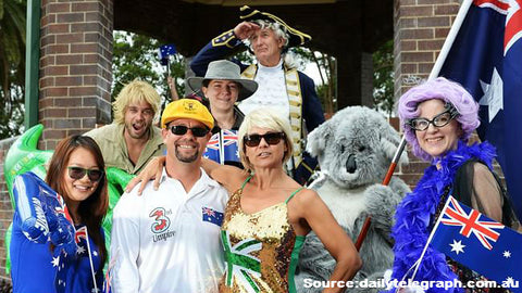 Dress up as your favourite Australian icon or simply don the green and gold we guarantee you will have a load of laughs!  sc 1 st  Bits of Australia & 5 Wonderful Ways To Celebrate Australia Day - Bits of Australia