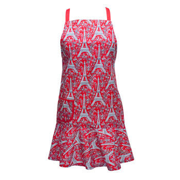 French red apron