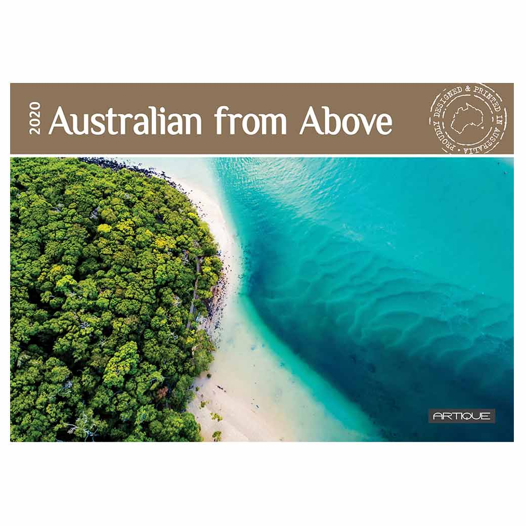 2020 Australiana Calendars - Affordable Gifts to Take Overseas