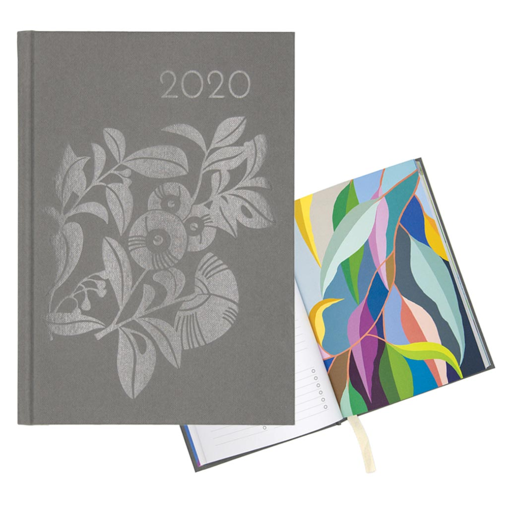 2020 Hard Cover Australian Made Diary - Unique Gifts for Men
