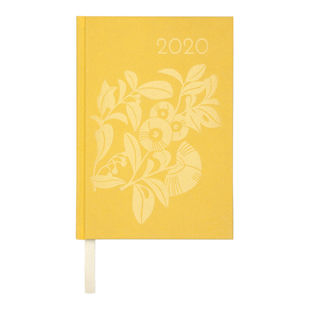 2020 Hard Cover Diary Daily Weekly Planner - Unique Gift for Women for Christmas Made in Australia