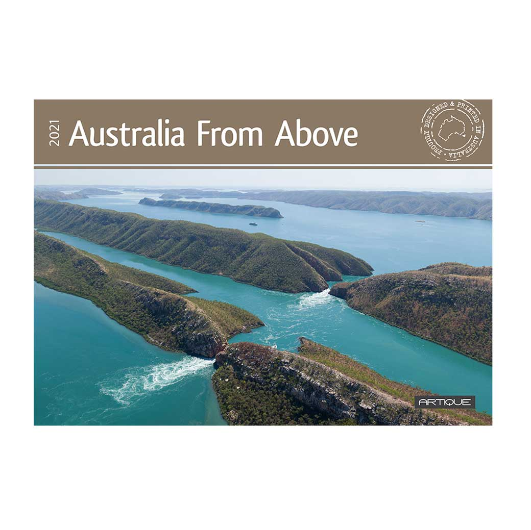 2021 Australiana Calendars - Affordable Gifts to Send Overseas