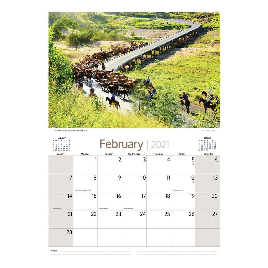 2021_Australian-Outback-Calendar Gifts for Overseas