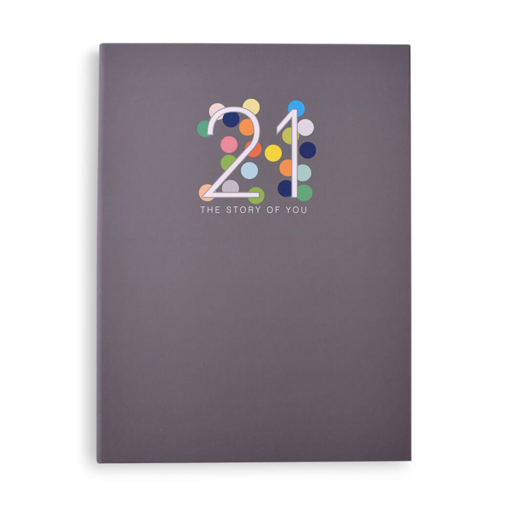 21st Birthday Milestone Memory Book Australian Gifts for Baby Gifts Buy Online