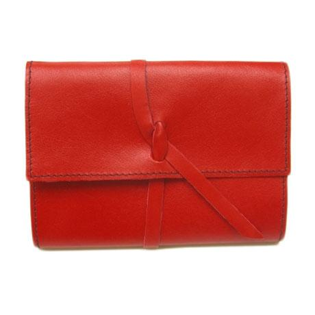 Red Kangaroo Leather A6 Journal