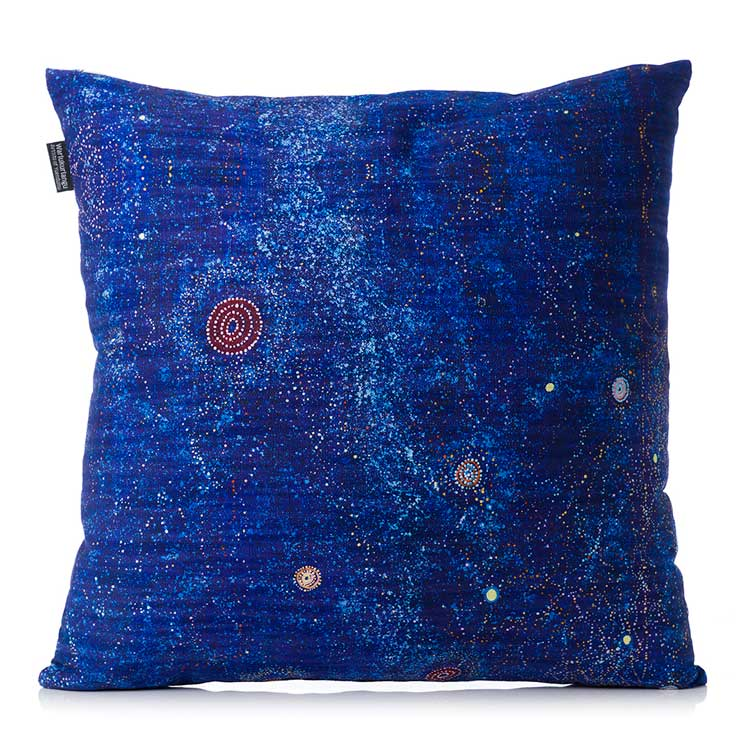 Australian Aboriginal Gifts Alma Granites Cushion Cover