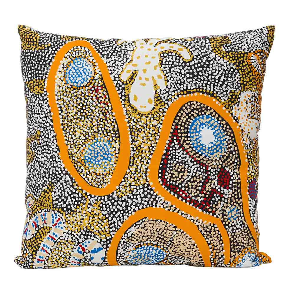 Ethical Homewares - Aboriginal Cushion Covers Elaine Lane