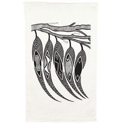 Australian Made Gifts & Souvenirs with the Warendji Tea Towel -by Alperstein Designs. For the best Australian online shopping for a Apron