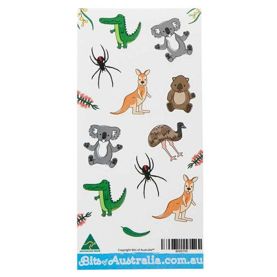 Aussie Animal Stickers