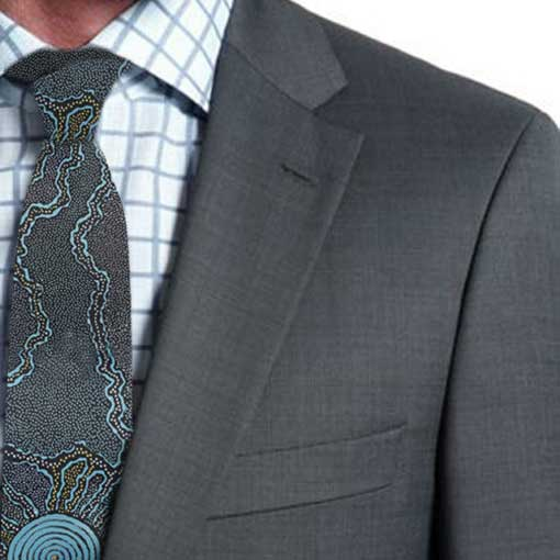 Aboriginal Tie for Men for Corporate Gifts Australia