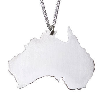 Australian Made Gifts & Souvenirs with the Australia Necklace -by Shabana Jacobson Jewellery. For the best Australian online shopping for a Accessories - 2
