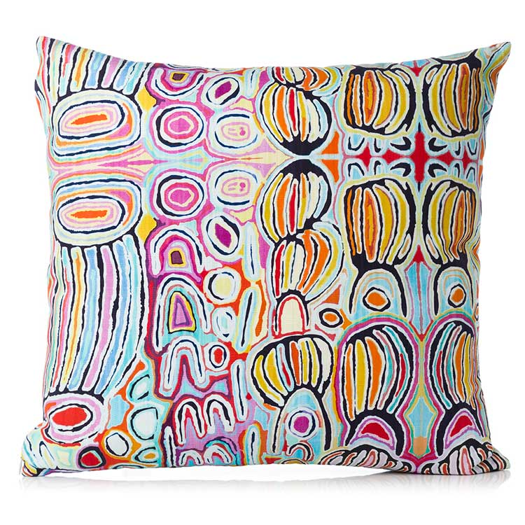 Australian wedding gifts Aboriginal art cushion covers