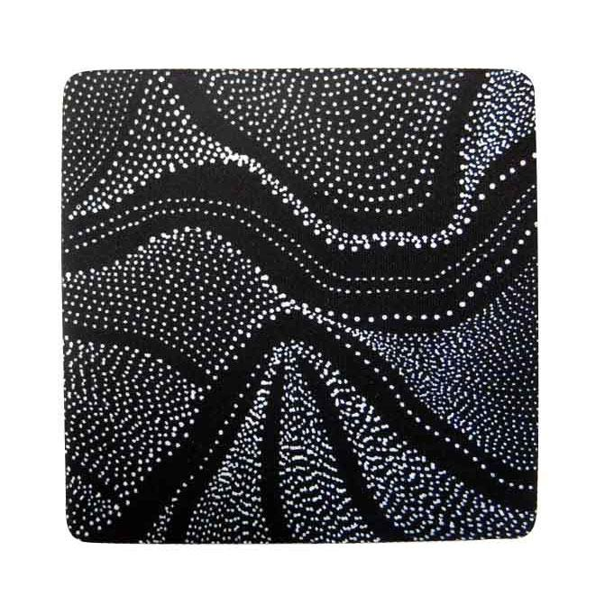 Aboriginal Art Neoprene Coaster Anna Price