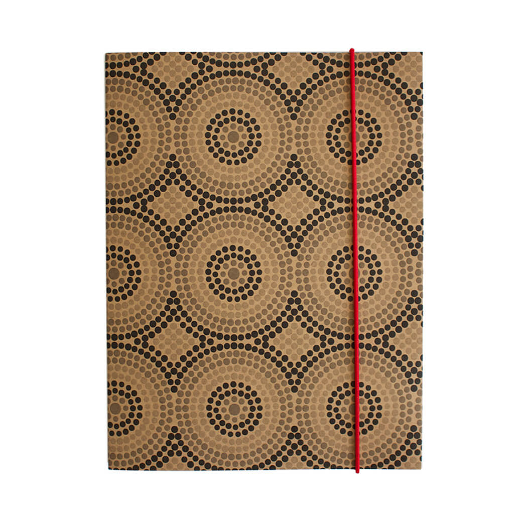 Australian Corporate Stationery Gifts for Men Indigenous Notebook