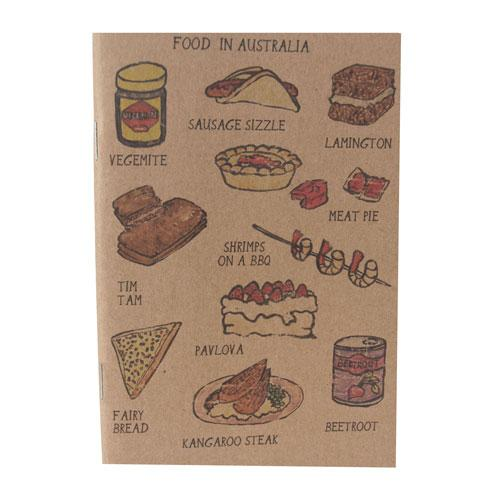 Aussie Food Notebook