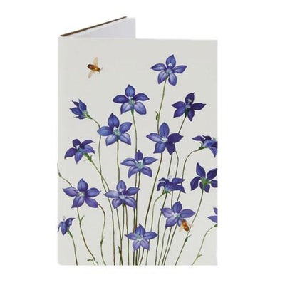 Royal Bluebell Notepad
