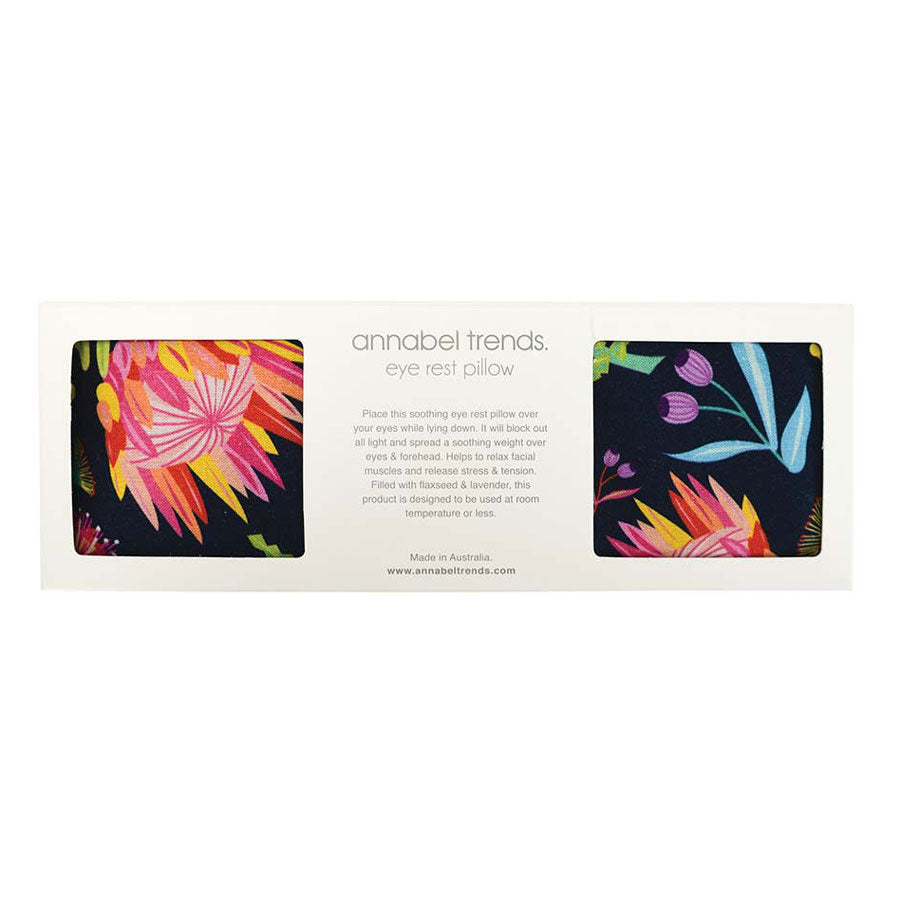 Gifts Australia Eye Pillow Aussie Flora