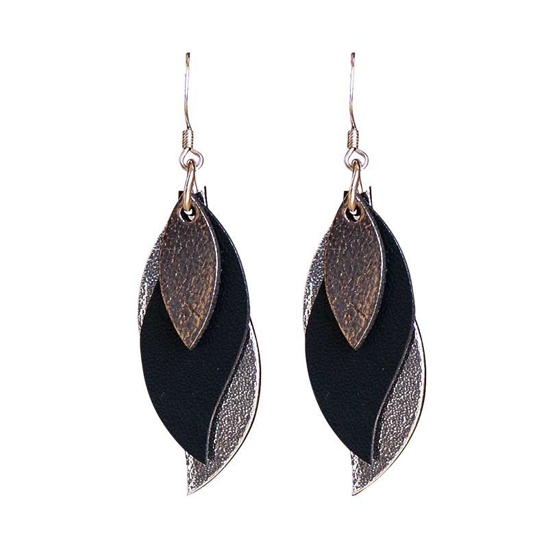 Unique Gifts for Women Australia - Leather Earrings