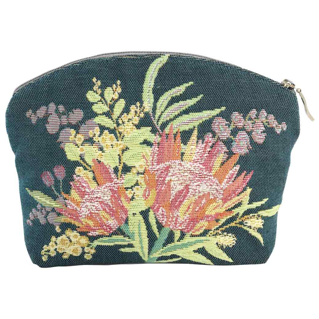 Australian-Gifts-Native-Flower-Themed-Tapestry-Cosmetic-Bag-Aussie_Flora