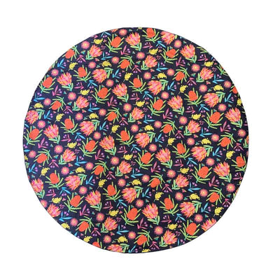 Australian Gifts for Babies - Aussie Flora babies play mat made in Australia
