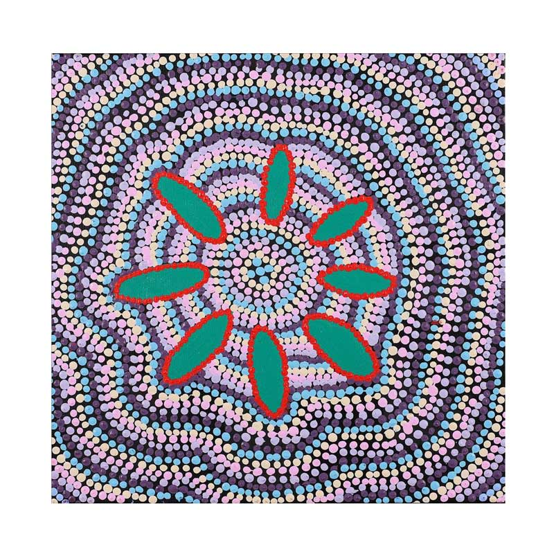 Australian Gifts for Women Aboriginal Art Canvas