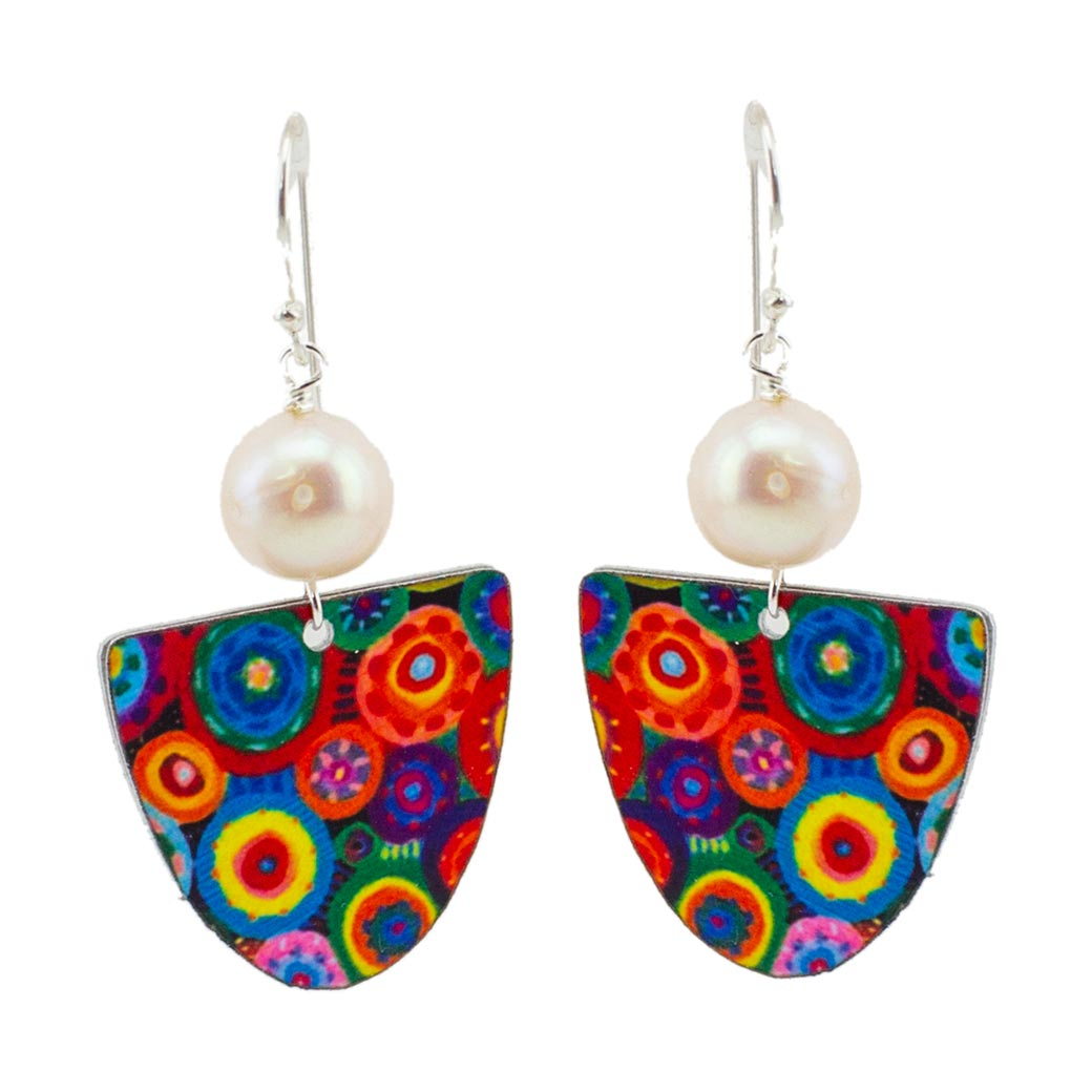 Australian Gifts for Women Colourful Jewellery Earrings