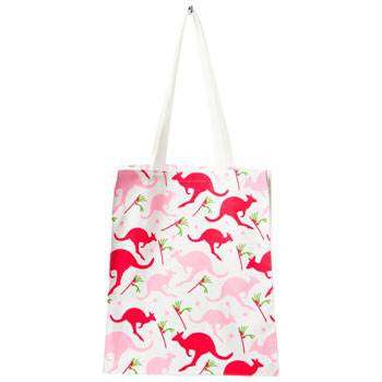 Kangaroo Canvas Bag