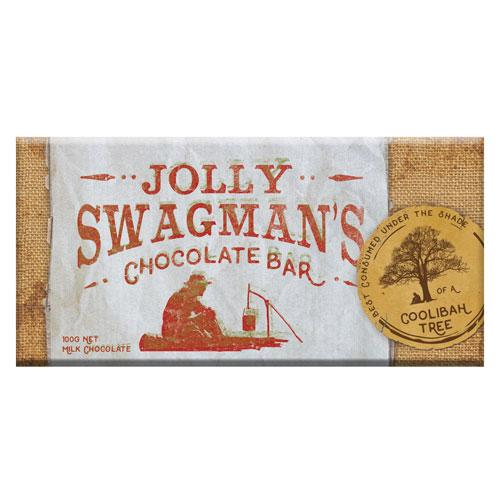 Jolly Swagman Milk Chocolate