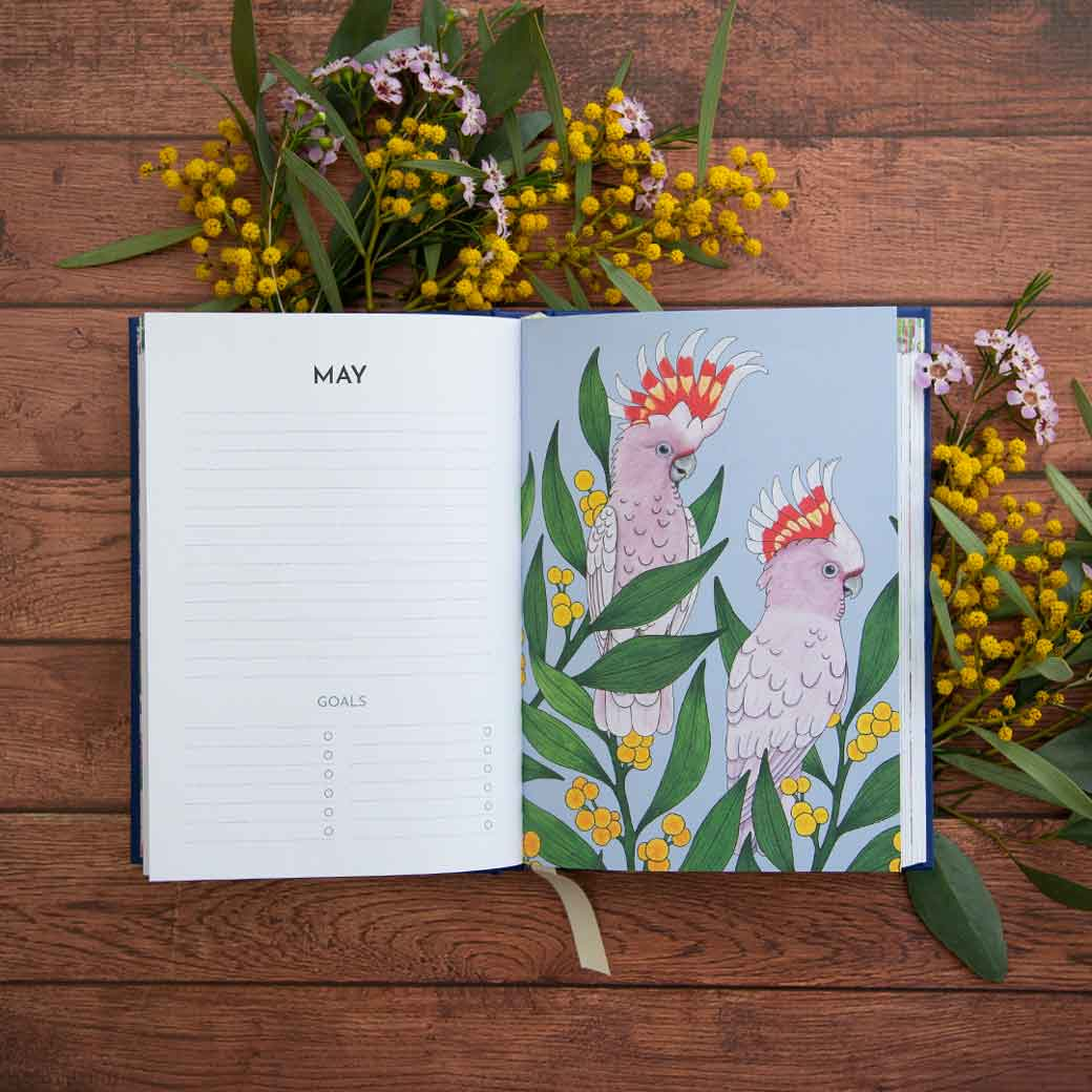 Australian-Made-2021-Diary-Unique-Gifts-for-Women