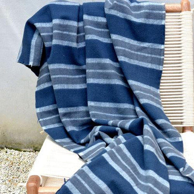 Beach House Merino Wool Throw