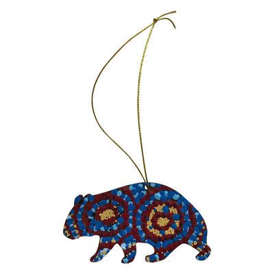 Wombat Australiana Decoration